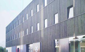 Bürogebäude von Jörn Heinemann
