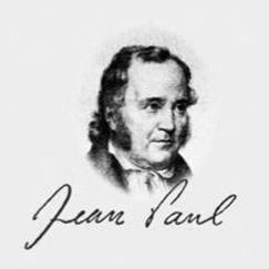 Logo von der Jean Paul-Gesellschaft